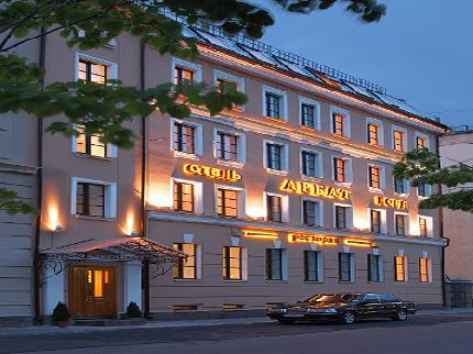 Arbat Nord Hotel - Laterooms