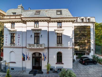 Amzei Hotel - Laterooms