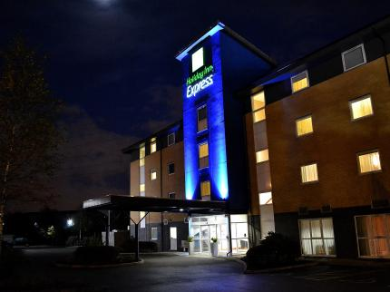 Holiday Inn Express BIRMINGHAM - STAR CITY - Laterooms