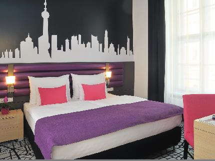 Cosmo City Hotel - Laterooms