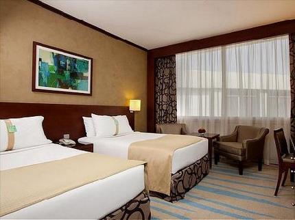 Holiday Inn RIYADH - IZDIHAR - Laterooms