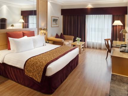 Crowne Plaza ABU DHABI - Laterooms