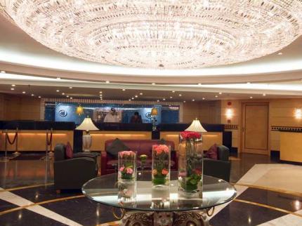 Makkah Hilton Towers - Laterooms