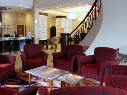 Hotel Sri Petaling - Laterooms