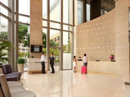 Cosmo Hotel Mongkok - Laterooms
