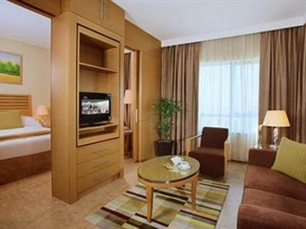 Nour Arjaan by Rotana, Fujairah - Laterooms