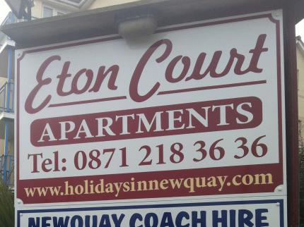 Eton Court Holiday Apartments - Laterooms