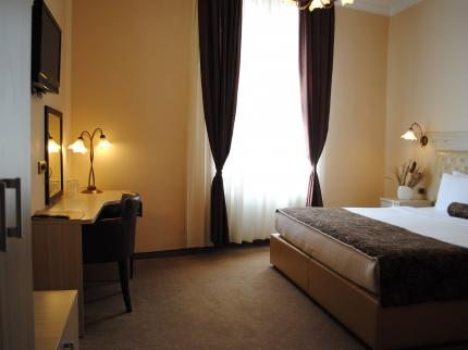Belgrade City Hotel - Laterooms