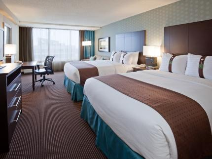 Holiday Inn Hotel & Suites POINTE-CLAIRE MONTREAL AIRPORT - Laterooms