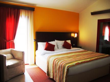 City Hotel Tirana - Laterooms