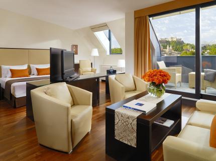Sheraton Salzburg Hotel - Laterooms