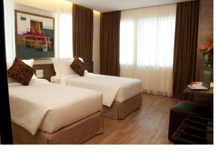 Frenz Hotel Kuala Lumpur - Laterooms