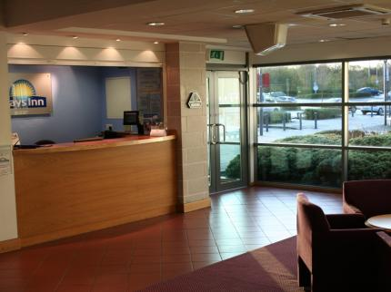 Days Inn Cannock - Laterooms