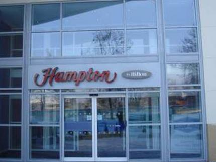 Hampton by Hilton Derby City Centre - Laterooms