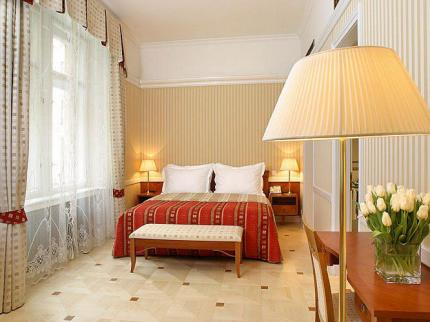 Hotel Paris Prague - Laterooms