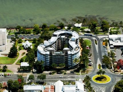 DoubleTree by Hilton Hotel Cairns - Laterooms