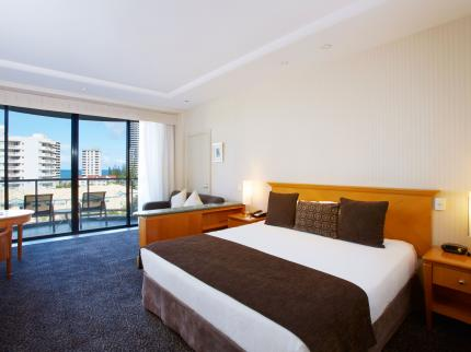 Crowne Plaza Gold Tower - Laterooms