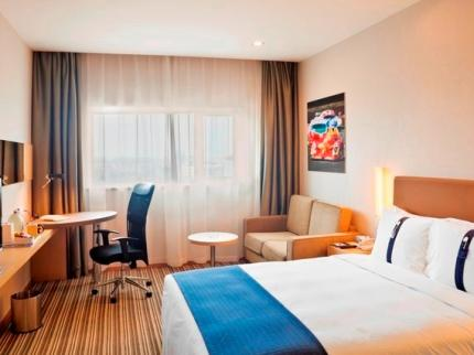 Holiday Inn Express SHANGHAI NEW HONGQIAO - Laterooms