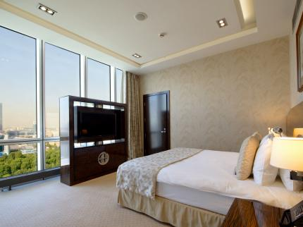 Crowne Plaza MOSCOW - WORLD TRADE CENTRE - Laterooms