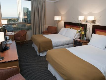 Holiday Inn Express PUERTO MADERO - Laterooms