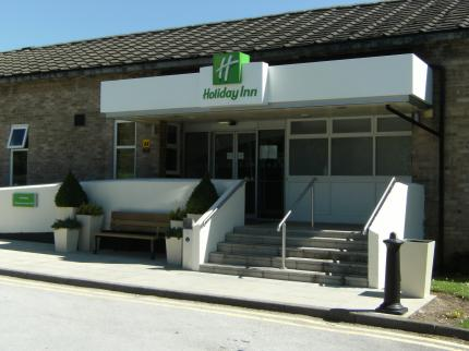 Holiday Inn DERBY - NOTTINGHAM M1, JCT.25 - Laterooms