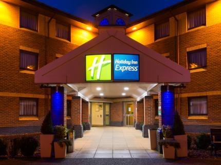 Holiday Inn Express TAUNTON M5, JCT.25 - Laterooms