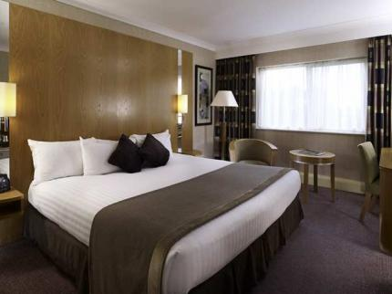 DoubleTree by Hilton Hotel Sheffield Park - Laterooms