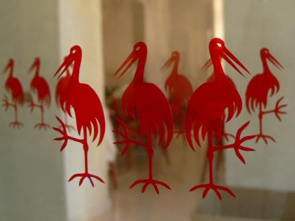 Three Storks' - Laterooms