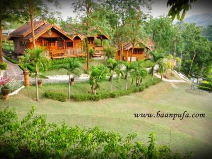 Baanpufa Resort - Laterooms