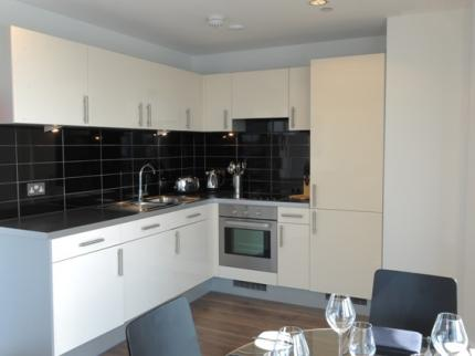 TheHeart Apartments Salford Quays - Laterooms