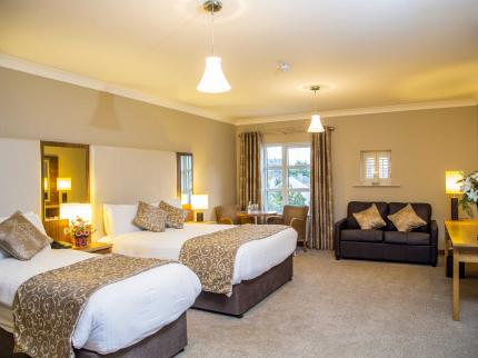 Riverside Park Hotel & Leisure Club - Laterooms