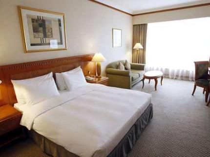 Hilton Sharjah - Laterooms