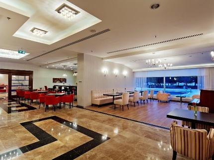 Hampton by Hilton Ordu - Laterooms