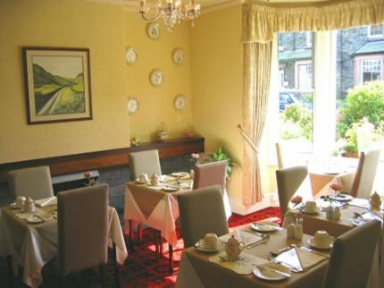Cragside Guest House - Laterooms