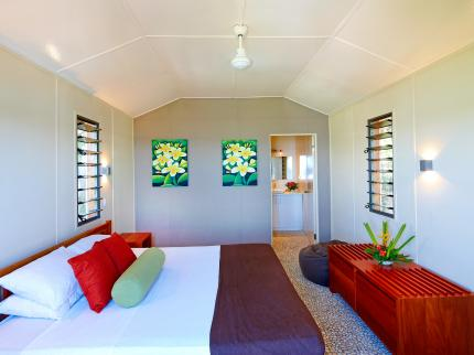 Mantaray Island Resort - Laterooms
