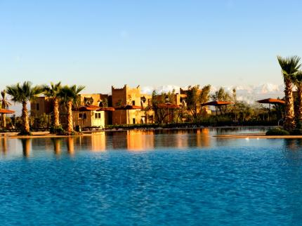 Blue Sea Hotel Marrakech Ryads Parc & Spa - Laterooms