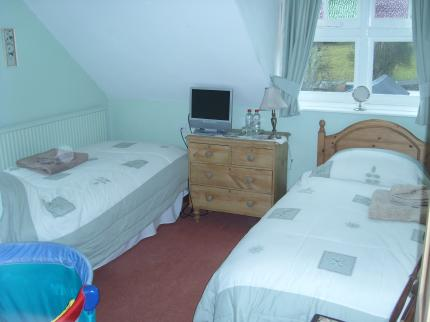 Heathwood Lodge B & B - Laterooms