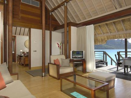 InterContinental BORA BORA RESORT THALASSO SPA - Laterooms
