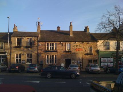 The Red Lion Pub - Laterooms