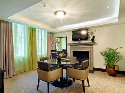 London City Suites by Montcalm - Laterooms