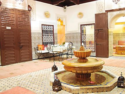 Riad les Oliviers - Laterooms