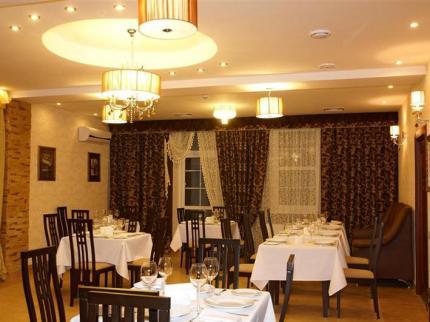 Park Hotel Kharkiv - Laterooms