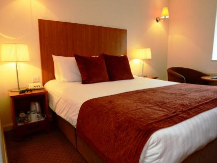 Best Western Barons Court Hotel - Laterooms