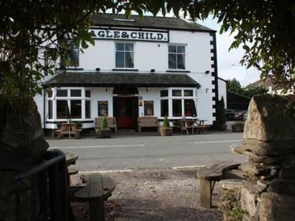 The Eagle and Child Inn - Laterooms