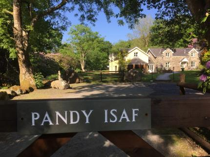 Pandy Isaf Country House B&B; - Laterooms
