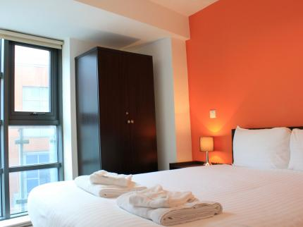 The Works Aparthotel - Laterooms