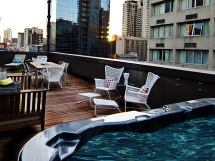 Ovolo Hotel Melbourne - Laterooms