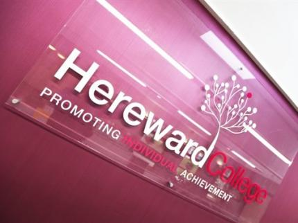 Hereward College - Laterooms