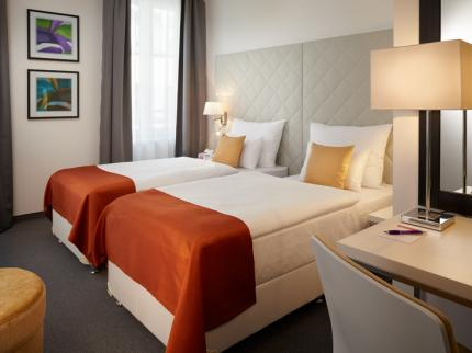 La Prima Fashion Hotel Vienna - Laterooms