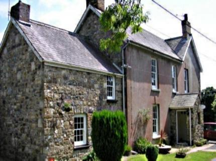 Llysyfran Farm B&B; - Laterooms